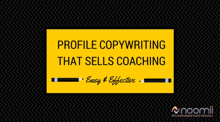 advanced profile copywriting for coaches