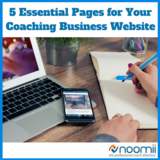 Icon_5_essential_pages_for_your_coaching_business_website