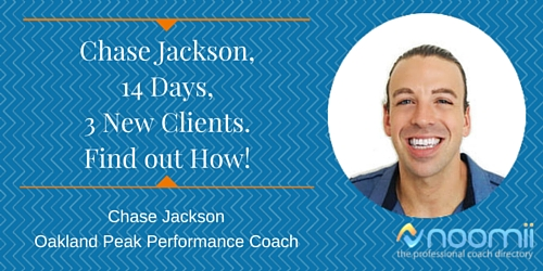 chase jackson 3 new clients banner